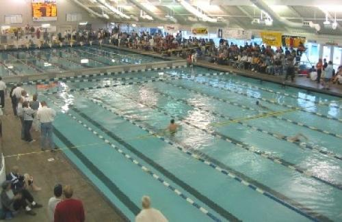 olympic sized 50 meter pool - Indoor Olympic Swimming Pool