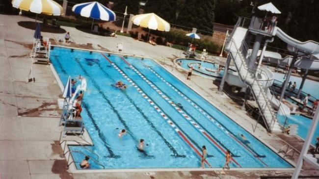 Outdoor Lap Pool | Corvallis Oregon
